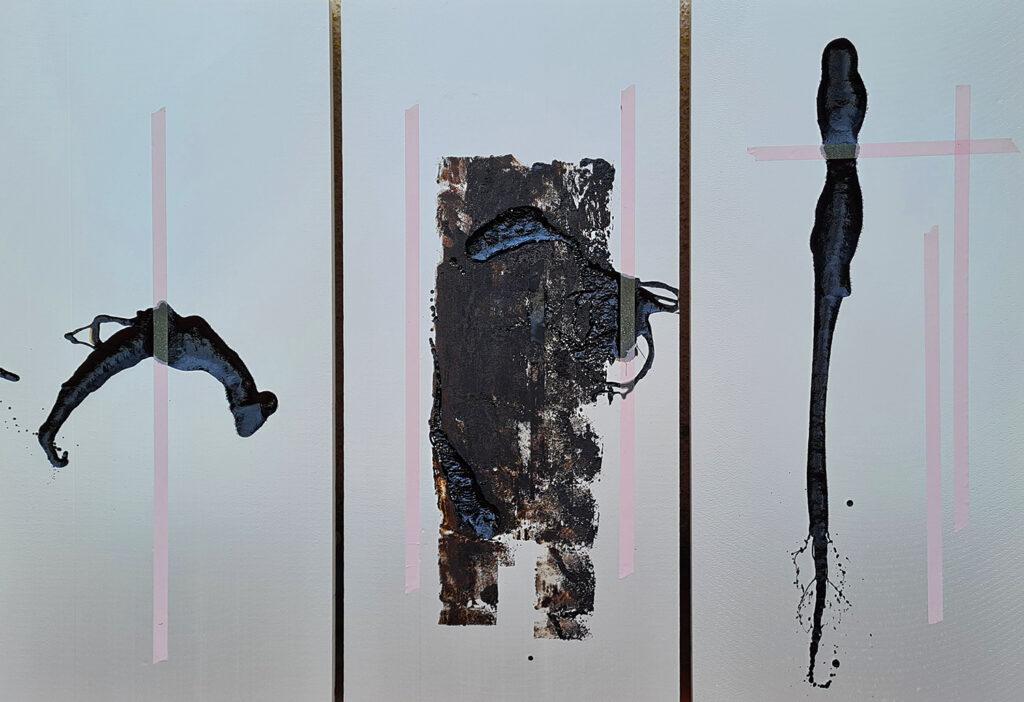 Arte contemporanea e sacro PINK Raul Gabriel 2020 arte contemporanea