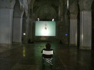 arte sacra contemporanea Xfiction arte sacra contemporanea installazione Festival dei due Mondi Spoleto Raul Gabriel ©
