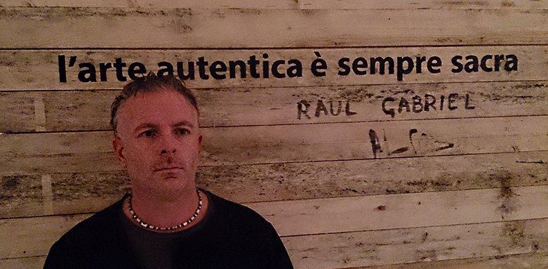 Arte sacra contemporanea Raul Gabriel